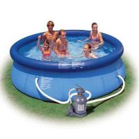 Nadzemný bazén Intex